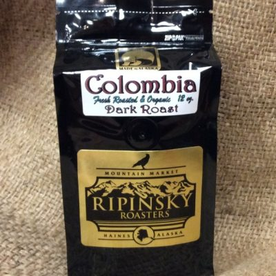 colombia-dark coffee