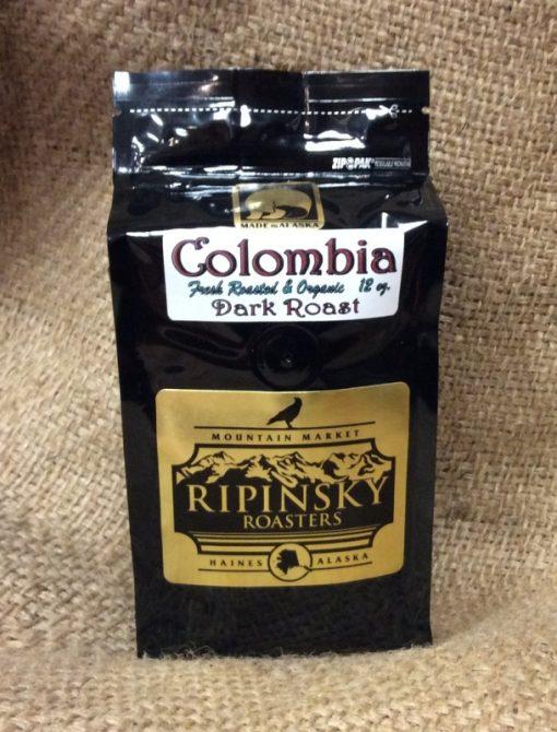 colombia-dark coffee